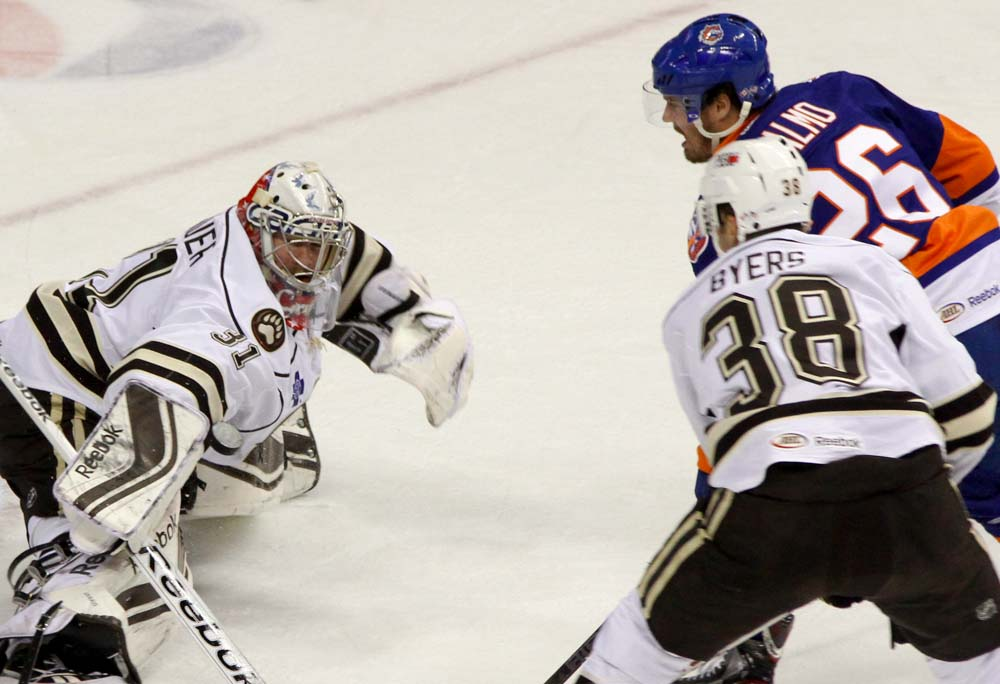 hershey bears bridgeport sound tigers-2