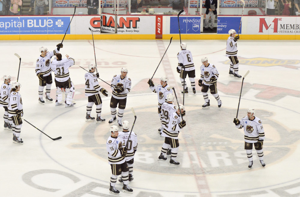 Hershey Bears end of season 2014-7
